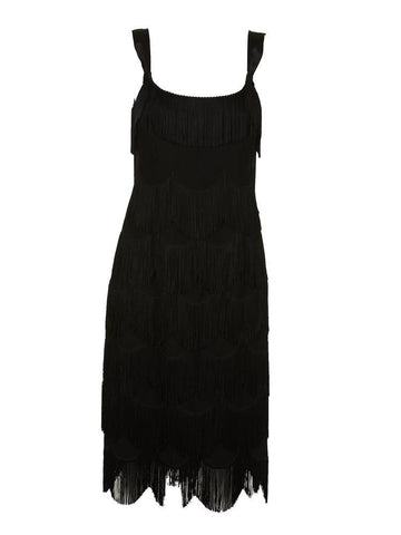Marc Jacobs Fringed Dress