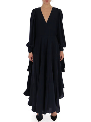 Stella McCartney Long-Sleeved Maxi Dress