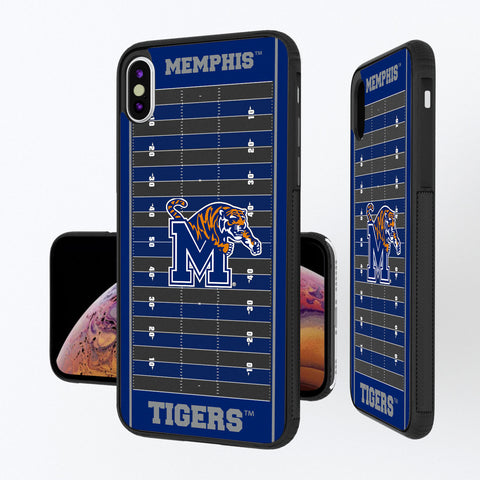 Memphis Tigers Football Field iPhone XS Max Bump Case