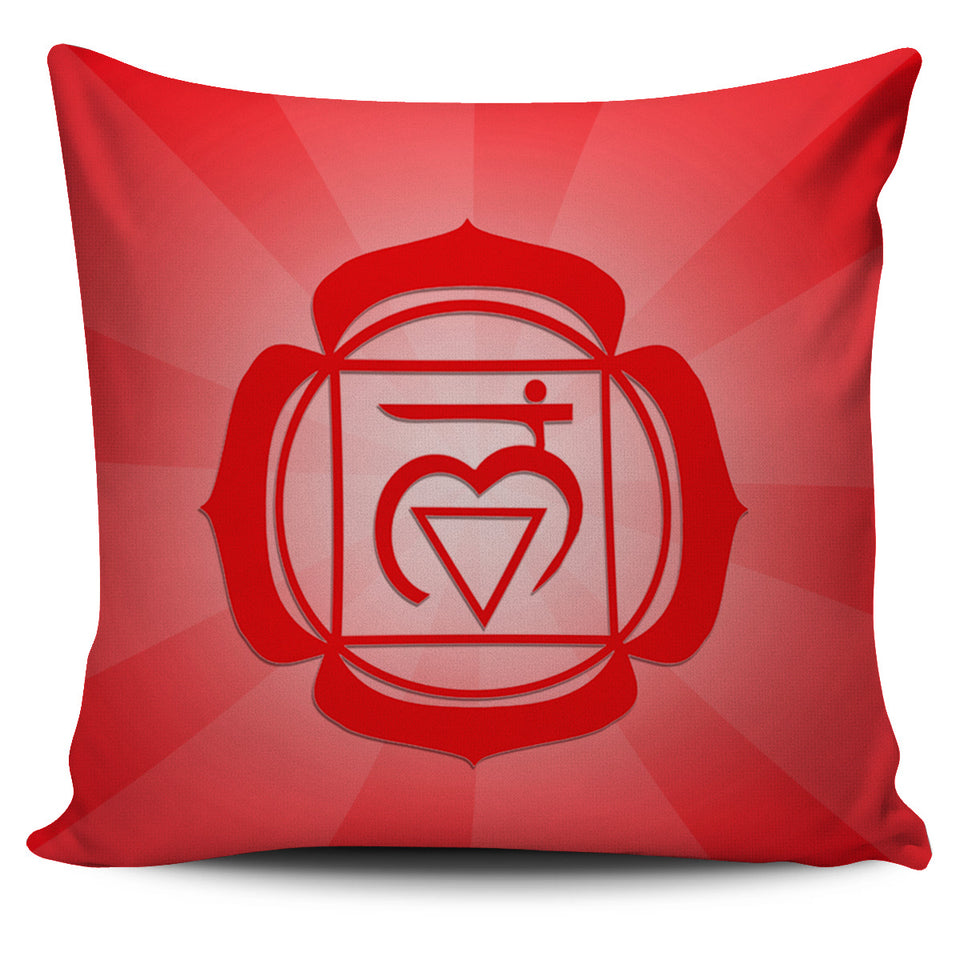 Chakra Pillow Cover