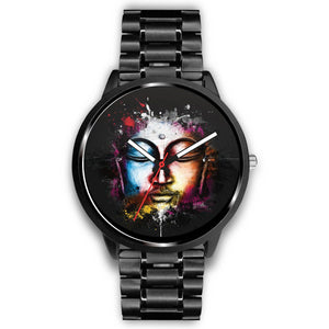 Watch - Limited Edition Abstract Buddha Watch