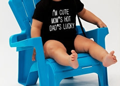 Dad's Lucky Romper - Your Baby's Closet