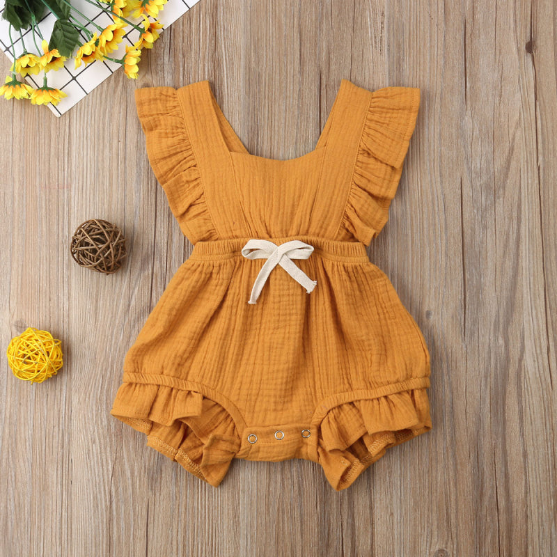 Jumpsuit Sunsuit - Your Baby's Closet