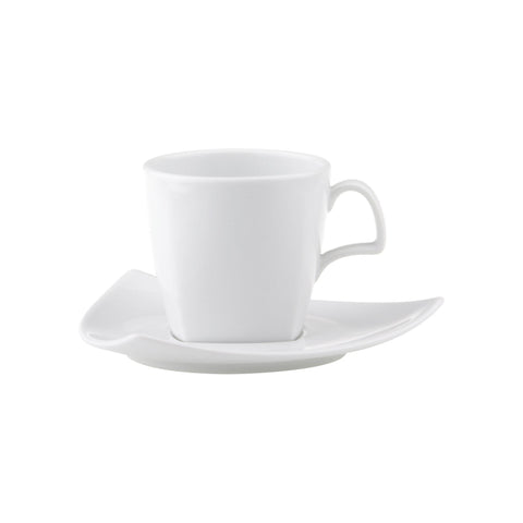 Royal Porcelain CUP-0.20lt CHELSEA (94488 Tri)(94484 Sq) (4113)