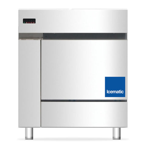 ICEMATIC Self Contained Flake Ice Machine F80-A