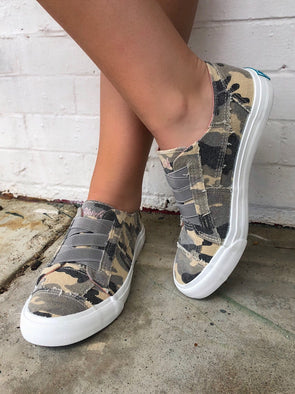 blowfish camo sneaker