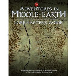 Adventures In Middle-Earth - Loremaster's Guide - Boardlandia