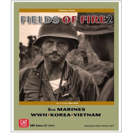 Fields of Fire 2: With the Old Breed - The 5th Marines in WWII, Korea and Vietnam (Pre-Order)