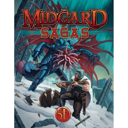 MIDGARD SAGAS (5TH EDITION)