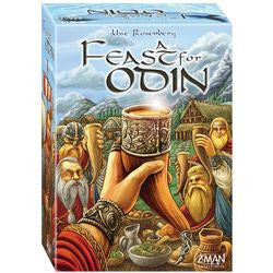 A Feast For Odin - Boardlandia