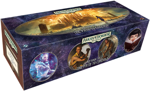 Arkham Horror LCG: Return to the Path to Carcosa Expansion (Pre-Order)