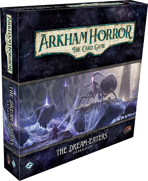 Arkham Horror LCG: The Dream-Eaters Expansion (Pre-Order)