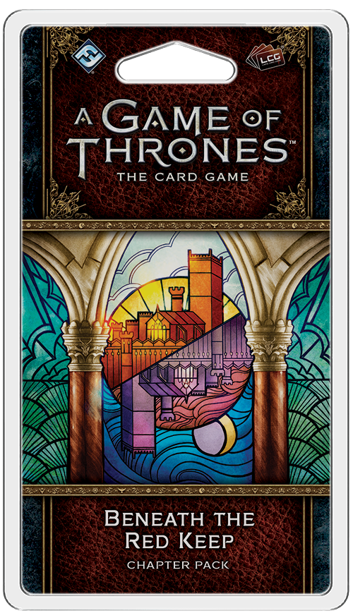 A Game of Thrones LCG: 2nd Edition - Beneath the Red Keep Chapter Pack (Pre-Order)
