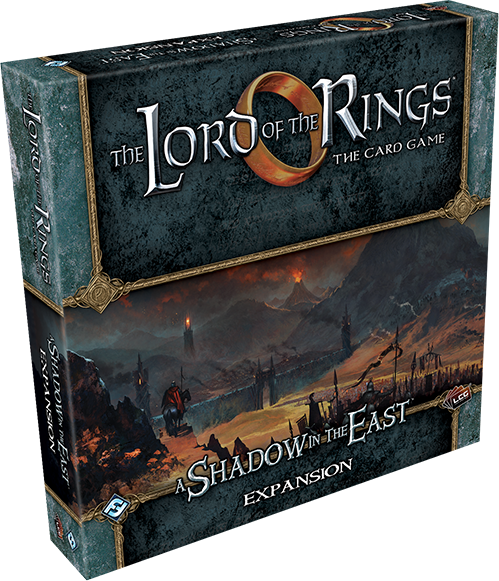 The Lord of the Rings LCG: A Shadow in the East Deluxe Expansion (Pre-Order)