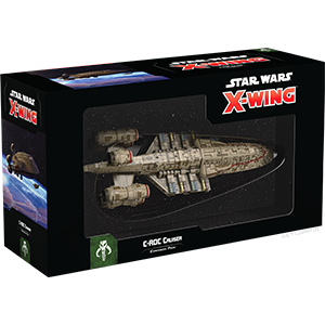 Star Wars X-Wing: 2nd Edition - C-ROC Cruiser Expansion Pack (Pre-Order)