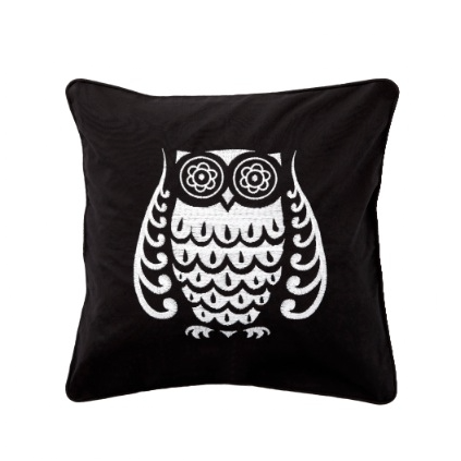 Owl Cushion Cover - Northlight Homestore