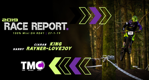 TMC Race Report | 2019 100% Mini DH @ FOD | 27.01.19
