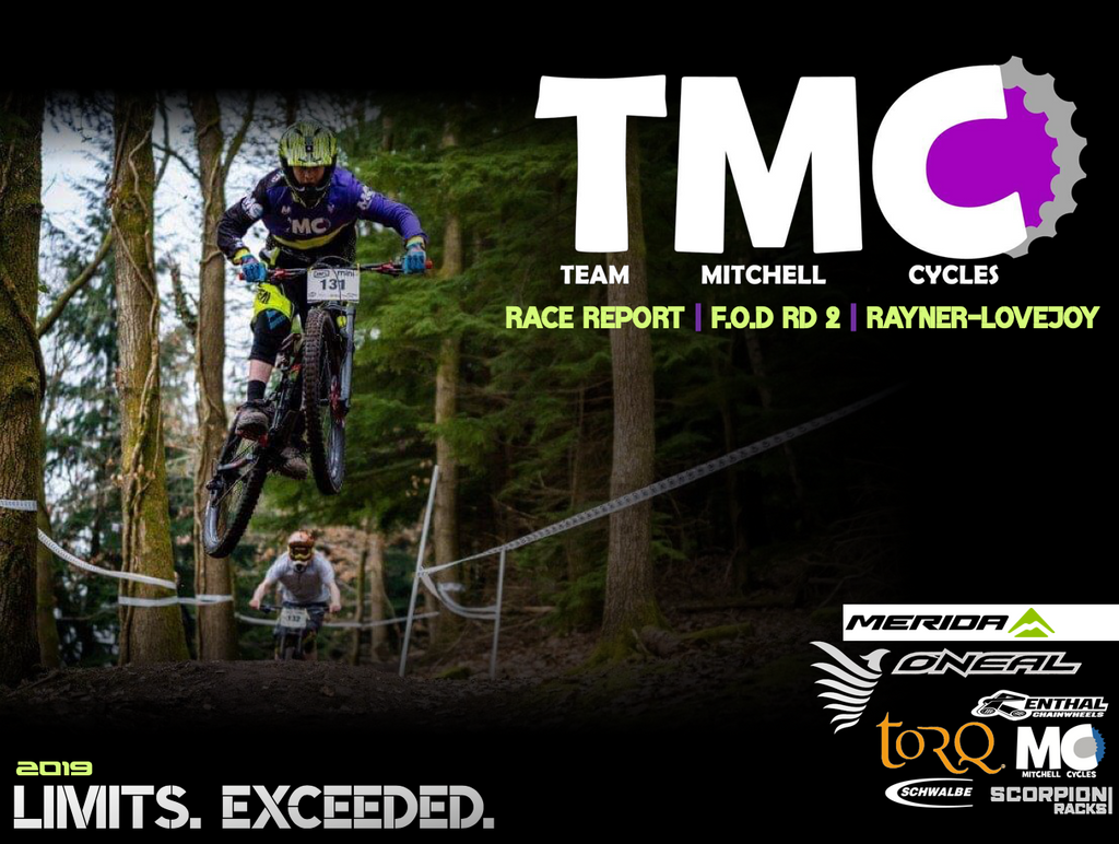 TMC Race Report | Rayner-LoveJoy | FOD RD2