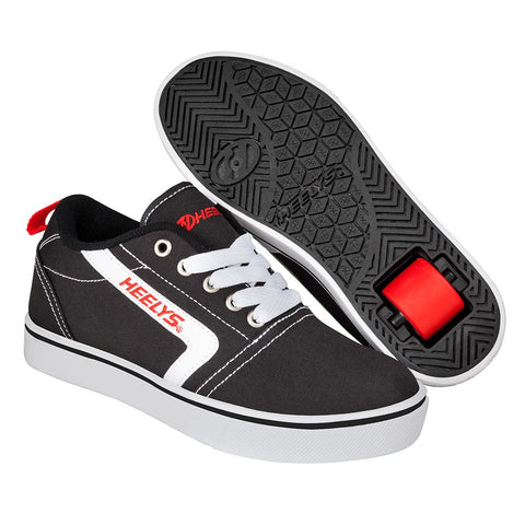 Heelys GR8 Pro - Black / White / Red