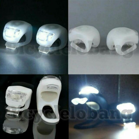 Silicone Frog Light Expendable Bend