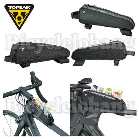 Topeak Fastfuel Tri Bag Median Top Tube Bag