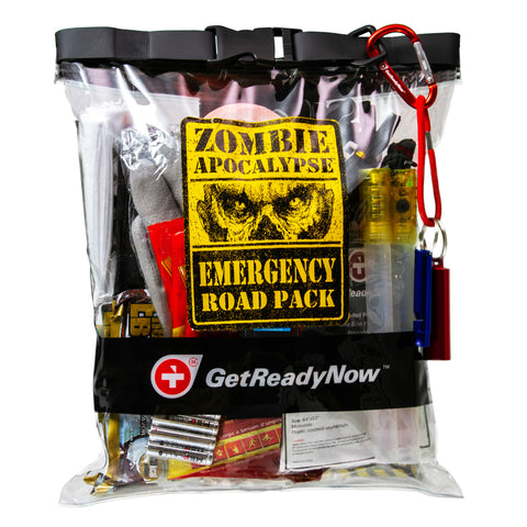 Zombie Apocalypse Emergency Road Pack