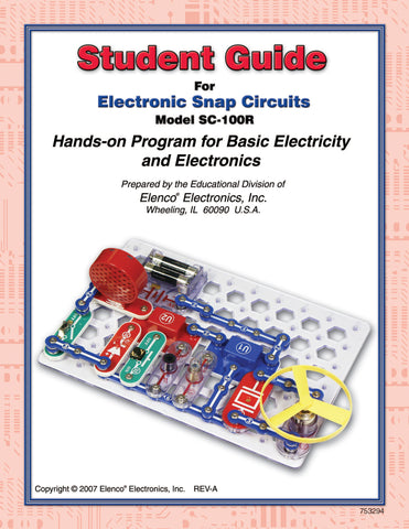 Student Guide for Snap Circuits SC-100
