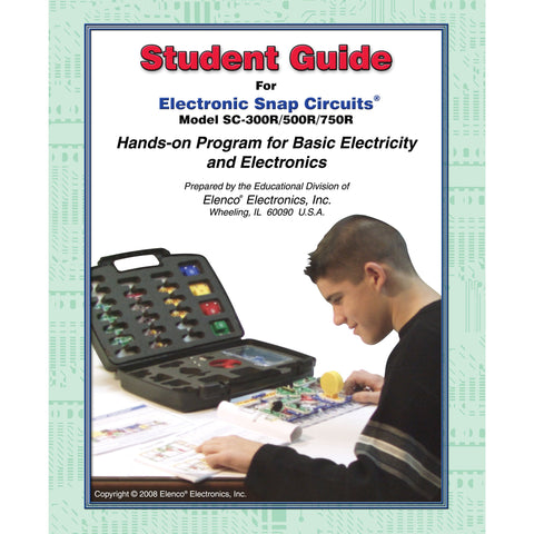 Student Guide for Snap Circuits SC-300 / SC-500 / SC-750