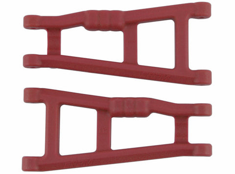 Traxxas Electric Stampede 2wd & Electric Rustler Rear A-arms   Red