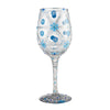 Exclusive Studio Series Snow Memories Wine Glass, 15 oz.