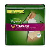 Savings Depend Fit-Flex Underwear for Women