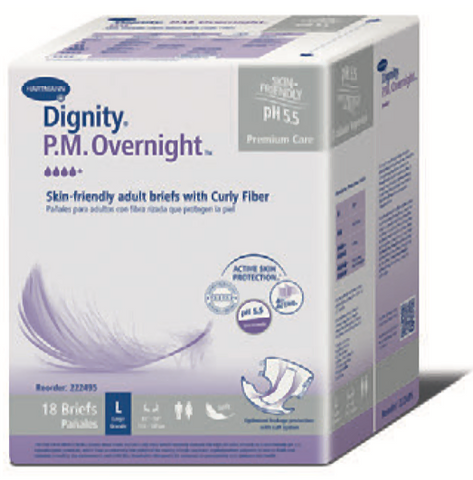 Dignity P.M. Overnight with Curly Fiber