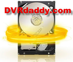Internal Replacement Hard Drives for DVRs