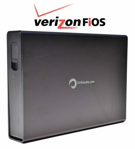 Verizon FIOS External Hard Drive Expander for Motorola QIP 7216 7232 & Cisco CHS 435 HDC DVRs