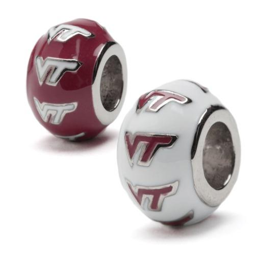 Virginia Tech Charm Set of Two