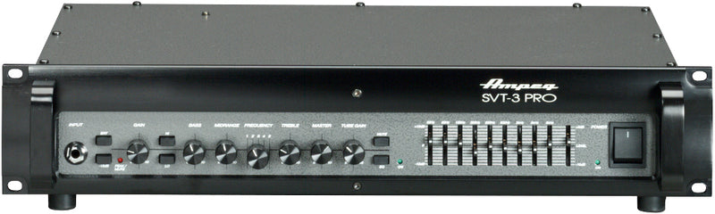 AMPEG 450W BASS HEAD wit TUBE PREAMP