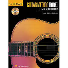 Hal Leonard Guitar Method Book1/CD