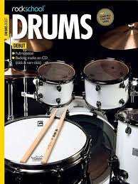 Rock School Drums - Debut
