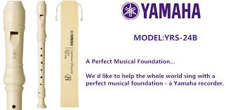 YAMAHA RECORDER YRS24B