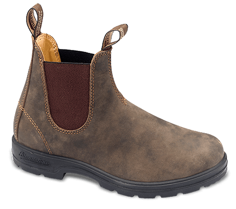 Blundstone Women's Super Boots, Rustic Brown (#585) - Hilton's Tent City