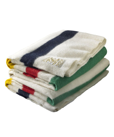 Blankets - Hudson's Bay 8 Point King Size Blanket
