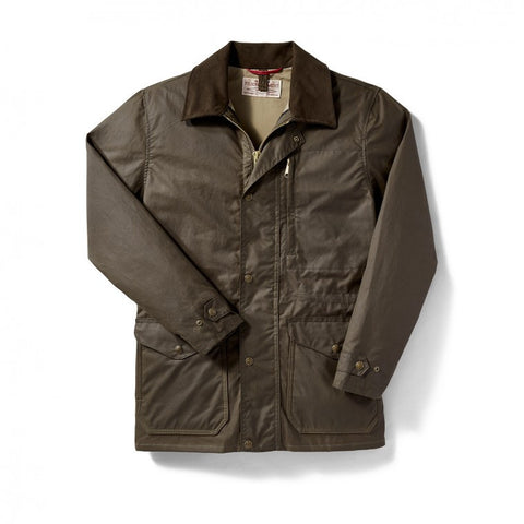 Clothing - Filson Cover Cloth Mile Marker Coat
