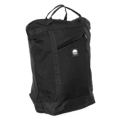 Everyday Backpacks Flowfold Denizen – 18L Tote Backpack in Black