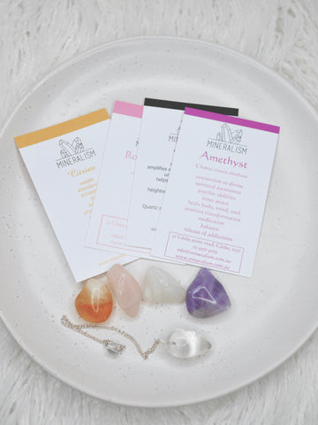 Introduction to crystals kit