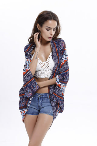 Image of Elephant Summer Cardigan