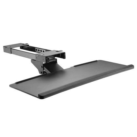 KBTUD02 Underdesk Keyboard Tray Tilt & Height Adjustable w/ Wrist Rest