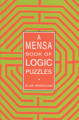 Mensa Book of Logic Puzzles