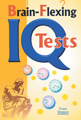 Brain-Flexing IQ Tests - Book Published by Orient Paperbacks