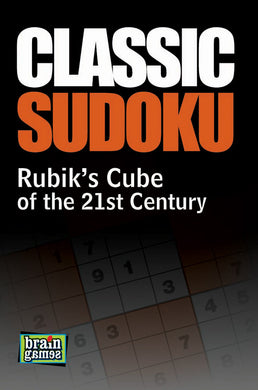 Classic Sudoku - Book Published by Orient Paperbacks