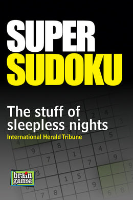 Super Sudoku - Book Published by Orient Paperbacks